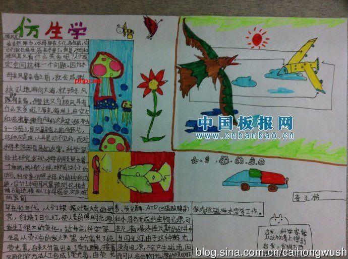 幼儿园中班手抄报冬天景色