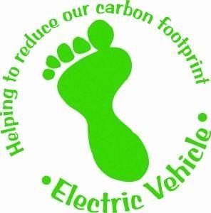 低碳生活手抄报插图-行走的足迹
