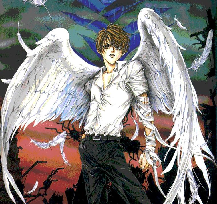 天使禁猎区高清图片