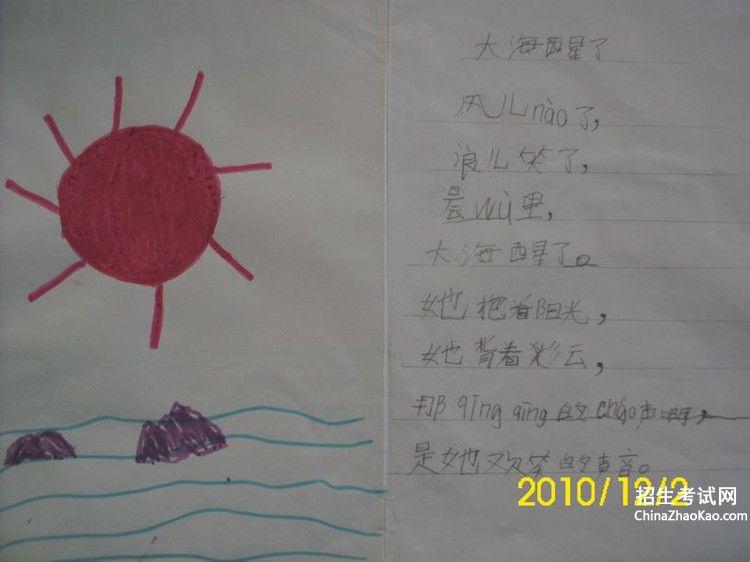 小学一年级写日记大全