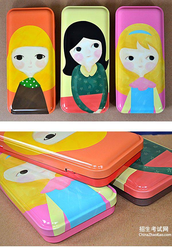 我的文具盒日记_我有一个漂亮的文具盒,它坚固耐用。它的颜色是粉红色,