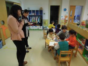 幼儿园见习个人总结