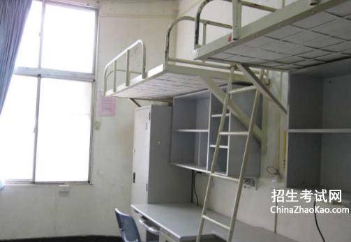 清华大学宿舍图片