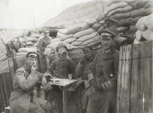 选修三第一次世界大战的爆发习题