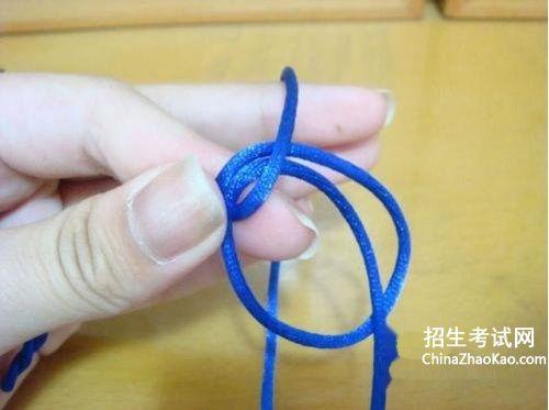 手繩怎么編的