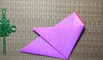 简单的五瓣花手工剪纸教程