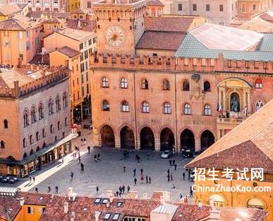 [意大利仿布]意大利博洛尼亚大学