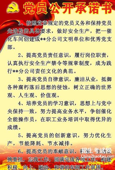 【党支部公开承诺书2019】党支部承诺书大全
