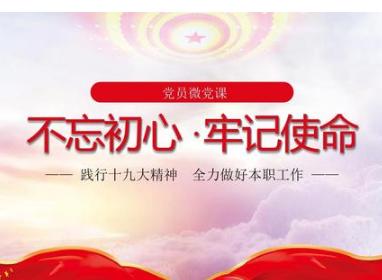 2019不忘初心牢记使命主题教育|2019年不忘初心牢记使命党课