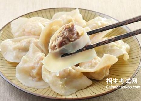 立冬吃饺子  立冬吃饺子吗