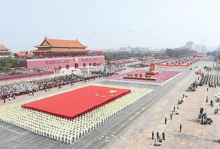 学习庆祝中华人民共和国成立70周年大会上的讲话心得体会汇编