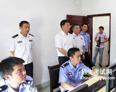 公安机构改革调研