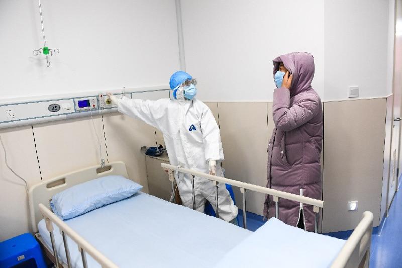 2020抗击疫情先进集体事迹材料最新5篇